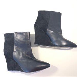 Allsaints Wedge Boots 9.5
